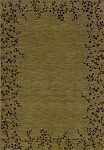 Oriental Weavers Allure 004E1 Green Area Rug