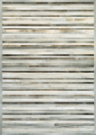 Couristan Chalet 0027/0101 Plank Grey-Ivory Area Rug