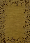 Oriental Weavers Allure 004B1 Gold Area Rug
