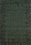 Oriental Weavers Allure 004D1 Blue Area Rug