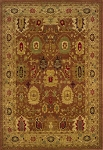 Oriental Weavers Allure 006F1 Salmon Area Rug
