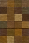 Oriental Weavers Allure 010B1 Brown Closeout Area Rug