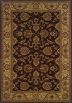 Oriental Weavers Allure 012B1 Raisin Area Rug