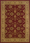 Oriental Weavers Allure 012D1 Red Area Rug