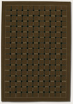 Couristan Marco Island 0168/0006 Coffee Closeout Area Rug - Spring 2011