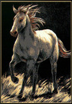United Weavers Safari 030 00770 Horse Closeout Area Rug