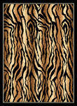 United Weavers Safari 030 18670 Safari Skin Closeout Area Rug