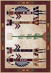 United Weavers Safari 030 76270 Dance Closeout Area Rug
