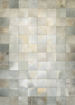 Couristan Chalet 0348/0611 Tile Ivory Area Rug