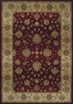 Oriental Weavers Genesis 035R1 Red Area Rug