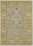 Couristan Woven Treasures 0561/0113 Antique Sarouk Power Blue/Ivory Closeout Area Rug