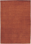 Couristan Mystique 0596/0003 Aura Burnished Rust Closeout Area Rug - Spring 2017