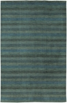 Couristan Mystique 0597/0004 Etched Aqua Multi Closeout Area Rug