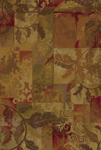 Oriental Weavers Allure 059A1 Gold Area Rug