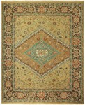 Feizy Goshen 0640F Gold/Brown Area Rug