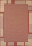 United Weavers Solarium 101 40429 Terrace Terracotta Area Rug