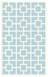 Rug Market Kids Tween 11519 Labyrinth Brown/Multi Area Rug