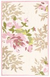 Rug Market Kids 11607 Marche Rose Cream/Pink/Sage Closeout Area Rug
