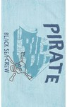 Rug Market Kids 11761 Pirate Blue Closeout Area Rug