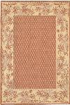 Couristan Recife 1222/1122 Island Retreat Terra-Cotta/Natural Closeout Area Rug - Spring 2016