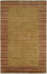 HRI European 1234 Light Olive Closeout Rug