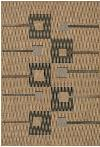 Couristan Recife 1546/0122 Pathway Natural/Black Closeout Area Rug - Spring 2011