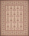 Nourison Sixteenth Century 1651 LGD Light Gold Closeout Area Rug