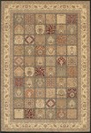 Couristan Chanterelle 1717/0001 Persian Panel Multi Color Closeout Area Rug