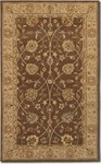 Couristan Persian Romances 1747/6133 Ferahan Ivory/Brown Closeout Area Rug