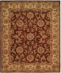 HRI Palace 1765 Brown/Beige Area Rug