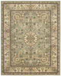 Nourison 2000 Collection 2005 Light Green Area Rug