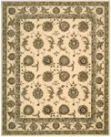 Nourison 2000 Collection 2022 Ivory Closeout Area Rug