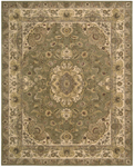 Nourison 2000 Collection 2028 Olive Area Rug