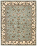 Nourison 2000 Collection 2114 Light Green Closeout Area Rug