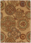 Karastan English Manor 2120-551 Chesterfield Beige Closeout Area Rug