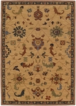 Karastan English Manor 2120-555 Preston Beige Closeout Area Rug