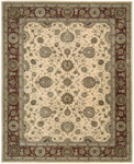 Nourison 2000 Collection 2204 Ivory Area Rug