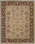 Nourison 2000 Collection 2205 Camel Area Rug