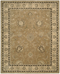 Nourison 2000 Collection 2206 Camel Area Rug
