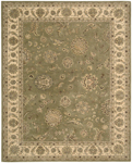 Nourison 2000 Collection 2212 Olive Closeout Area Rug