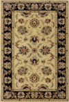 Oriental Weavers Windsor 23105 Ivory/Black Area Rug