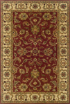 Oriental Weavers Windsor 23109 Red/Ivory Area Rug