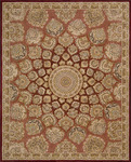 Nourison 2000 Collection 2318 ROS Rose Closeout Area Rug - Spring 2016