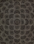 Nourison 2000 Collection 2335 BLKGY Black/Grey Closeout Area Rug - Spring 2016