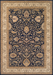 Couristan Antalya 2366/0459 Manisa Navy-Cream Closeout Area Rug - Spring 2017