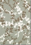 Couristan Covington 2397/0015 WillowBranch Sage/Ivory Area Rug