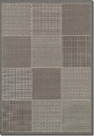 Couristan Monaco 2469/2213 Vistimar Blue/Grey Closeout Area Rug - Spring 2016