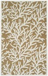 Rug Market Resort 25459 Reef Gold Yellow/Cream Closeout Area Rug