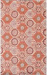 Rug Market Resort 25497 Catalina Coast Orange/Yellow/Blue Area Rug