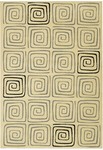 Couristan Everest 2856/7165 Labyrinth Crme Closeout Area Rug - Spring 2010